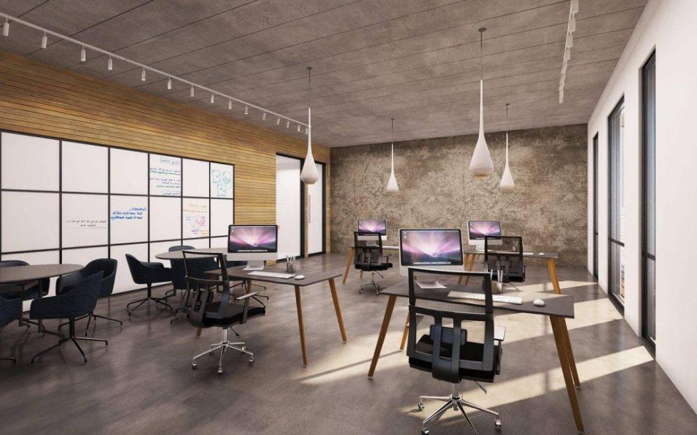 למכירה בחדרה משרד חדש בבניין יוקרתי!