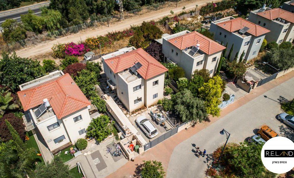 למכירה בית פרטי ביד חנה – עמק חפרחדש