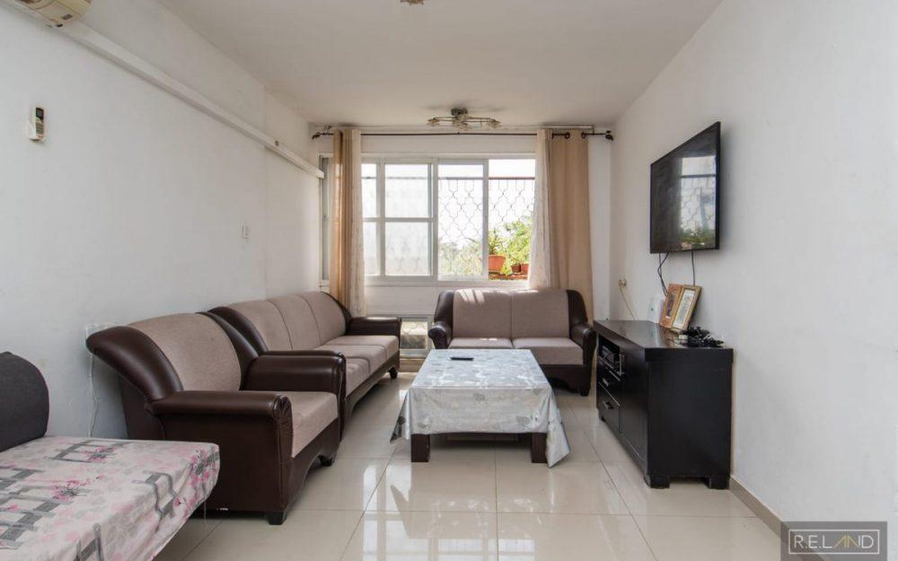 דירה נהדרת בת 3 חדרים בפרדס חנהחדש