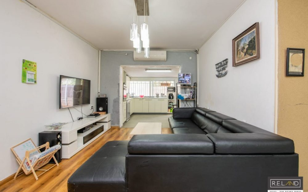דירת גן נהדרת למכירה בפרדס חנהחדש