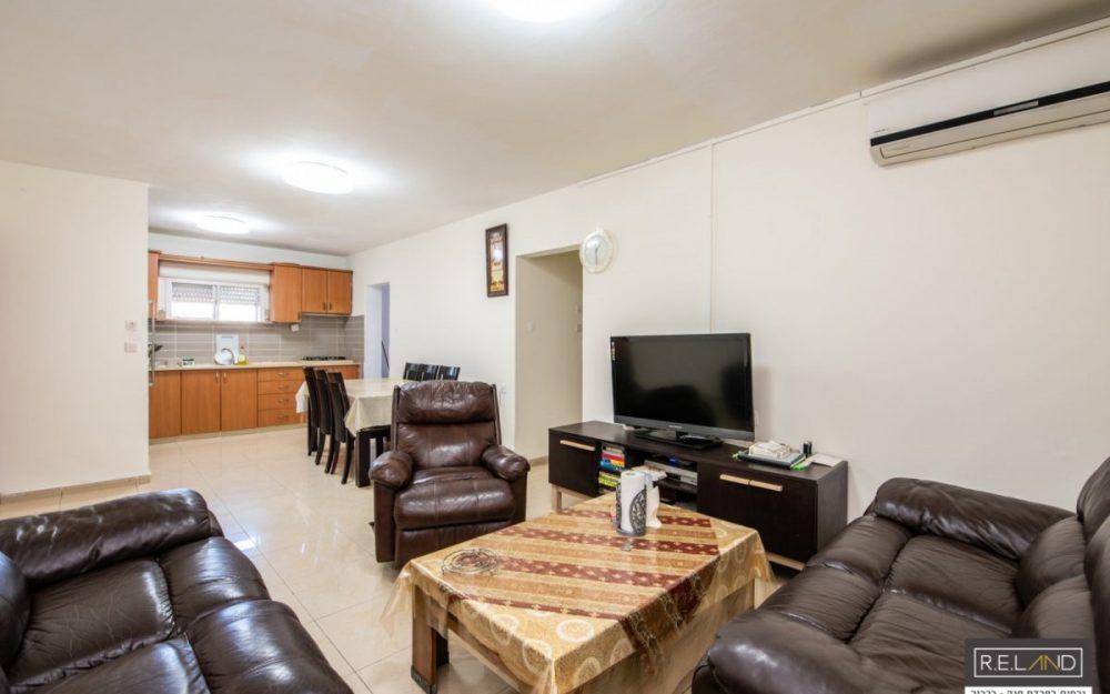 דירת גן 4 חדרים במיקום שקט בפרדס חנה.חדש