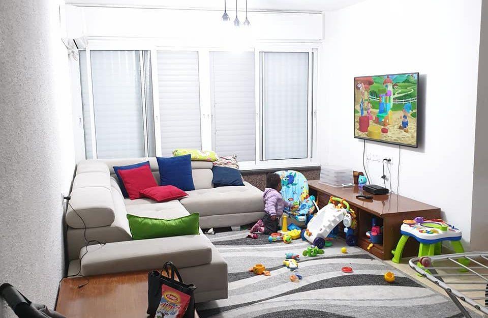 """דירת 4 חדרים למכירה ברח' תרנ""""א בחדרה!!!חדש"""