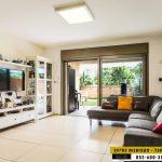 דירת גן מקסימה בכרכור למכירה…חדש