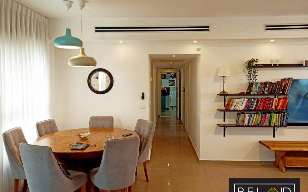 דירת פרימיום 5 חדרים בחרישחדש
