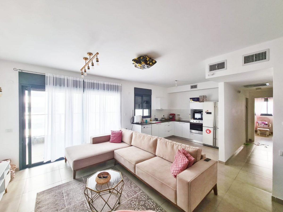 דירת 4 חדרים בשכונה החדשה באור עקיבאחדש