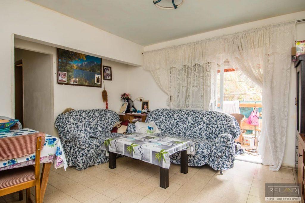 דירת 4 חדרים מצוינת להשקעה/מגורים בפרדס חנהחדש