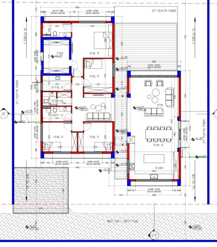 בית חדש למכירה בפרדס חנה!!!Exclusive
